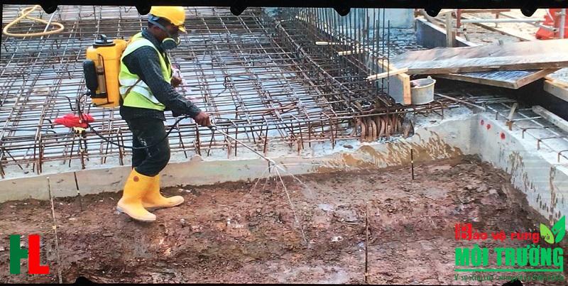 Bảo vệ công trình xây dựng – phòng chống mối cho các công trình xây dựng mới là nguyên tắc bắt buộc trong xây dựng.
